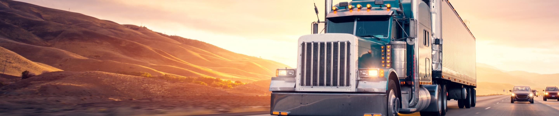 Delivery Trucks Hero Image